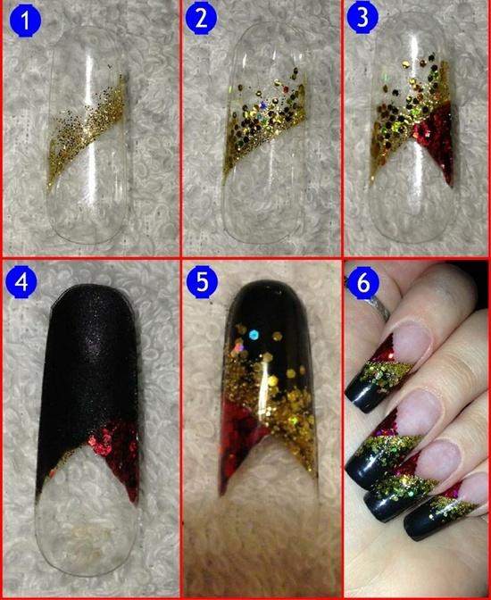 arte de uñas acrílico3