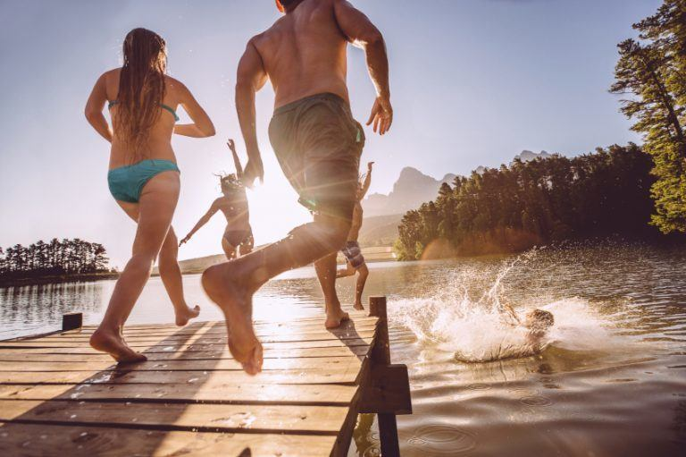 diversión gratuita actividades al aire libre saludables