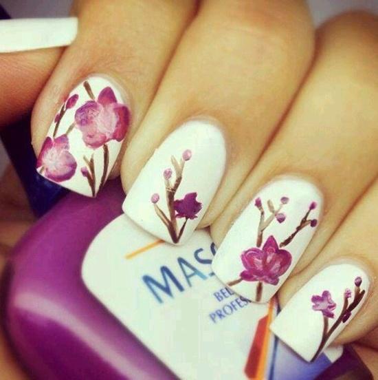 divertido arte de uñas